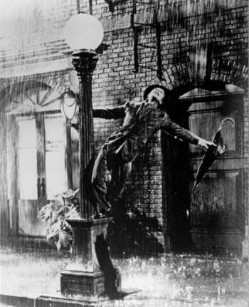bailar lluvia - La importancia de saber bailar bajo la lluvia