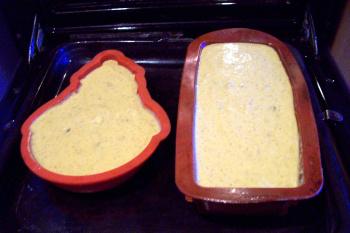 bizcocho de calabaza horno - Bizcocho de calabaza con nueces y pasas