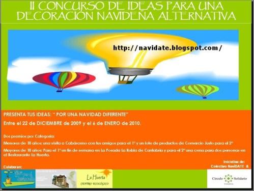 cartel concurso navidate2009 - cartel-concurso-navidate2009