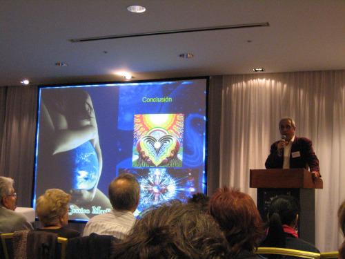 congreso ciencia general - Impresiones y resumen del II Congreso Ciencia y Espíritu del 21 y 22 de noviembre 2009