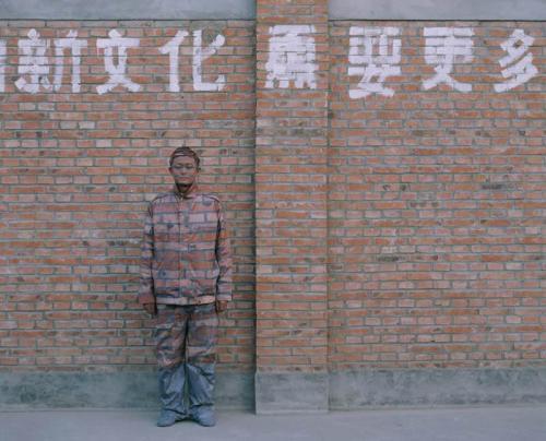 liu bolin 1 - Fotografiando al hombre invisible: el arte de Liu Bolin