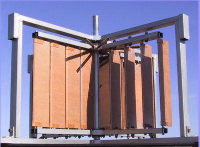 aerogenerador de eje vertical WM