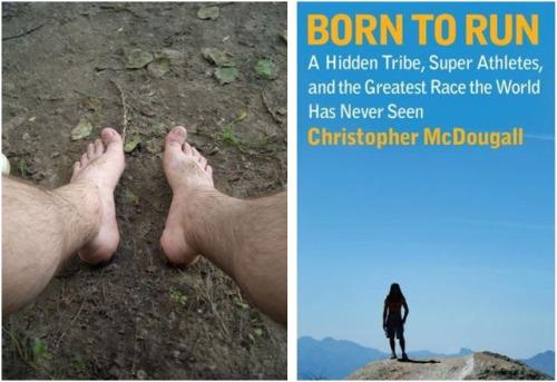 born to run - Andar descalzo para lograr una mayor conexión con la Tierra