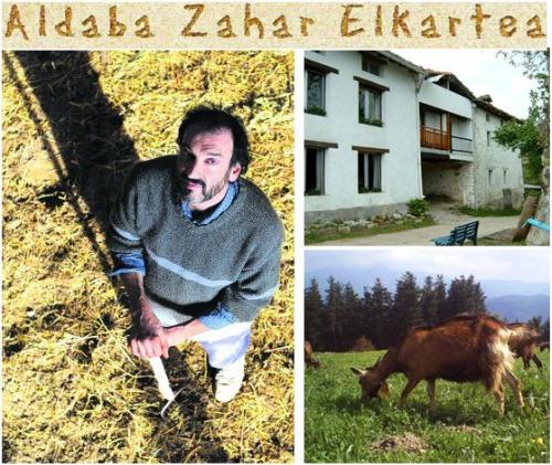 granja - Aldaba Zahar: un ejemplo de granja sostenible