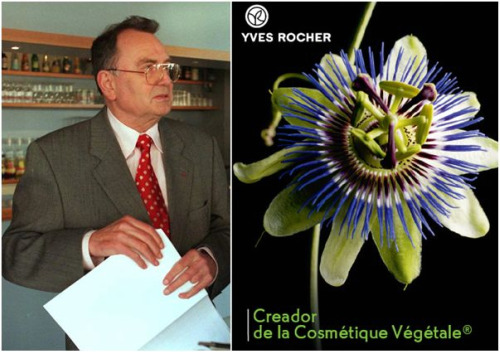 yves rocher1 - YVES ROCHER: adiós al pionero de la cosmética verde cuya primera crema seguía la fórmula de una curandera local