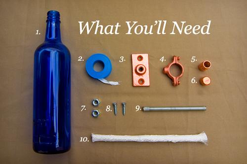 botellas2 - 3 buenas ideas para reutilizar y decorar con botellas