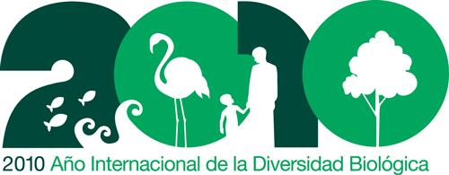 iyb2010 logo spanish sm - 2010 Año Internacional de la Diversidad Biologica