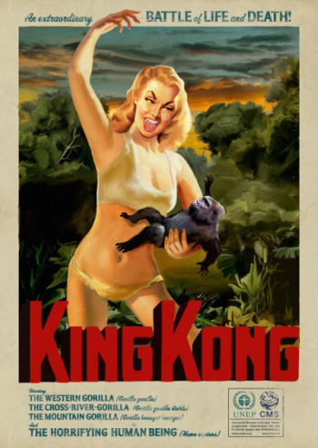 monstruos2 - humanos monstruos king kong