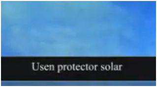 solar - Consejos para ser feliz. Primero: usa filtro solar