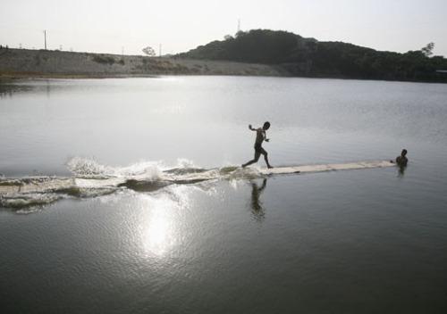 caminar2 - Shuishangpiao o cómo caminar sobre las aguas