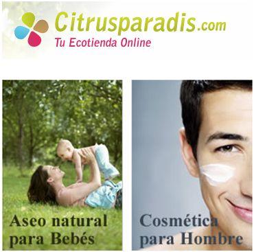 citrus - Citrusparadis.com: tienda online de cosmética ecológica y natural