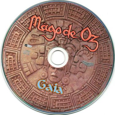 mago de oz gaia cd - MÄGO DE OZ, el grupo heavy-humanista, y su obra Gaia: un grito por la libertad y por el amor a la naturaleza