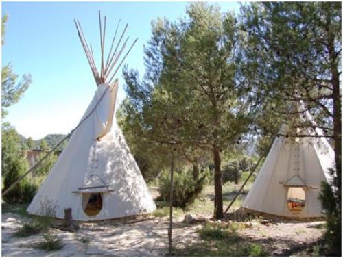 panchito - Nuevo Camino de Conciencia Crística en Sol y Luna (provincia de Teruel), del 21 de Marzo al 2 de Abril de 2010