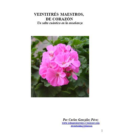 23 - De un maestro diferente: libro gratuito en pdf y conferencia