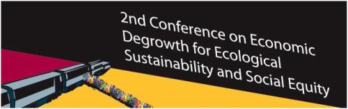 decrecimiento conferencia Barcelona