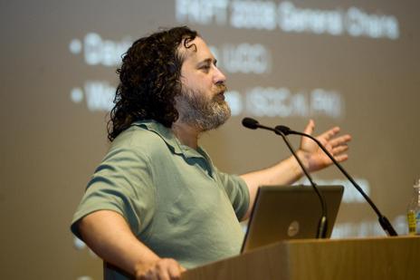 richard stallman - Richard Stallman