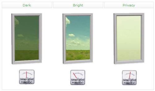 smart energy glass - Ventanas que generan electricidad