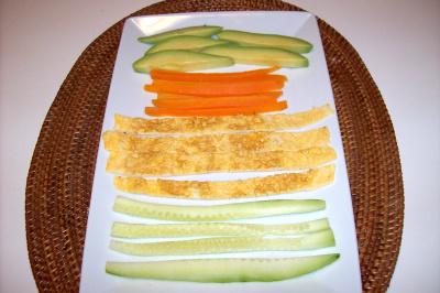 sushi2 - Receta de sushi vegetariano y vegano