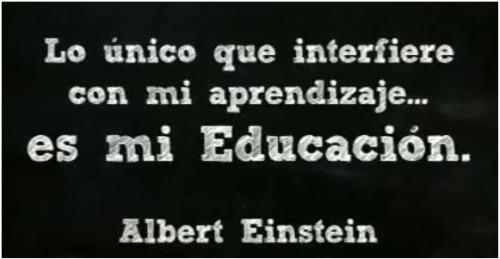 educacion - LA EDUCACIÓN PROHIBIDA: existe otra educación y depende de todos