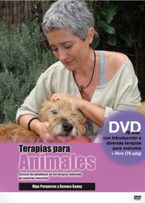 olga1 - Olga Porqueras, Animal Communicator, y las terapias naturales para animales