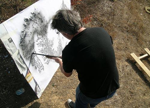 armas3 - Desarmar el rifle: arte con balas
