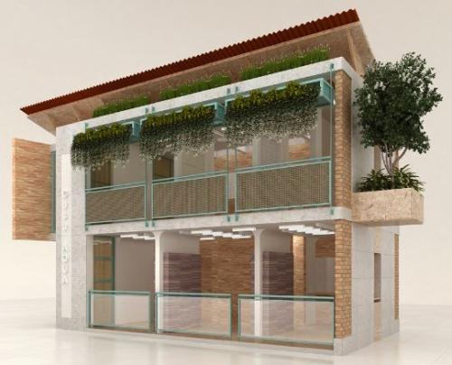 casa aqua - Casa Aqua: ecológica, económica y sostenible