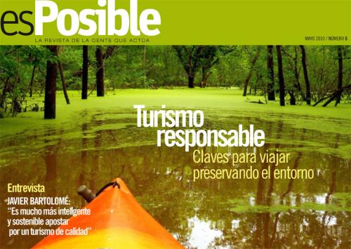 esPosible numero 5 - Turismo Responsable