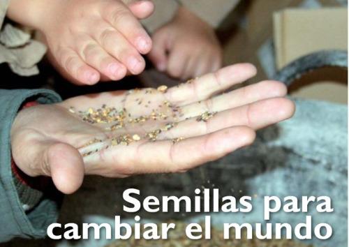 """semillas - """"LA AGRICULTURA NATURAL es el único futuro posible"""": entrevista a Panos Manikis, discípulo de Fukuoka"""