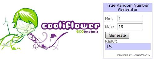 sorteo cooliflower ganadores - Ganadores sorteo Cooliflower