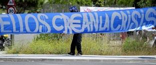 crisis1 - La resistencia contra los grupos de poder mundiales y sus mensajes