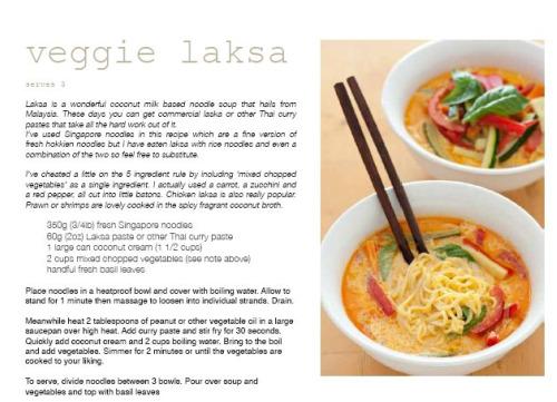 libro2 - COCINA CASERA MINIMALISTA: libro en pdf para cocinar con 5 ingredientes en 10 minutos