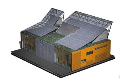 magic box - VILLA SOLAR 2010: concurso de casas solares en Madrid y numerosas actividades divulgativas