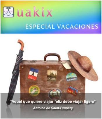 uakix2 - Uakix 2º Especial Vacaciones 2010