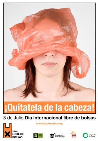 bolsas - día internacional libre de bolsas