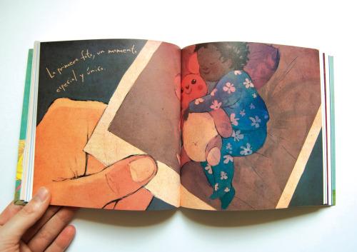 hijos de colores5 - HIJOS DE COLORES: todo lo que debes saber sobre la adopción bellamente ilustrado