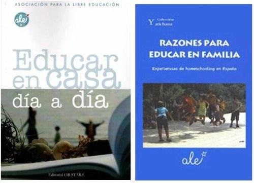 HOMESCOOLING LIBROS - EDUCAR EN CASA - Homeschooling. Entrevistamos a la experta Laura Mascaró sobre todos los aspectos de esta opción educativa