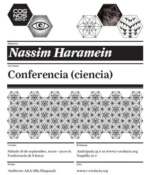 nassin haramein31 - Nassim Haramein en Barcelona el 18 de septiembre 2010