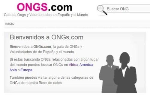 ongscom - ONGS.com - Directorio de ONGs