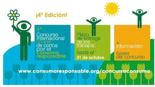 concurso - 4º Concurso Internacional online de cortos por el Consumo Responsable