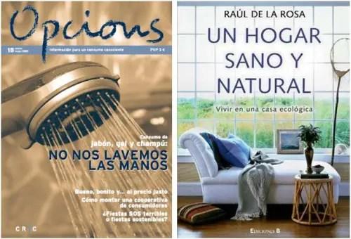 cosmetica libros - HIGIENE SANA Y NATURAL: presentación sobre el contenido tóxico de los cosméticos y productos de higiene, marcas certificadas y alternativas