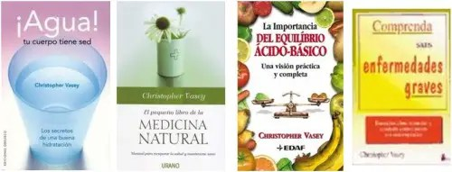 libros christopher vasey