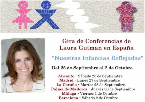 laura gutman - Gira de conferencias de Laura Gutman en España en otoño 2010