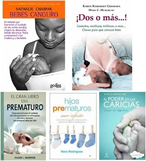 libros prematuros - Testimonio: ver nacer a tres bebés y luchar para darles lo mejor