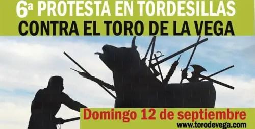 toro2 - Manifiesto, acciones y protestas contra el Toro de la Vega 2010