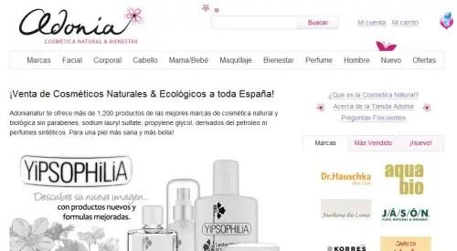 Adonia - ADONIA Cosmética Natural & Bienestar. Entrevistamos a sus fundadores Jorge Luis Portillo Perez y Laure Griveau