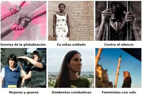 FP  mujeres y globalización
