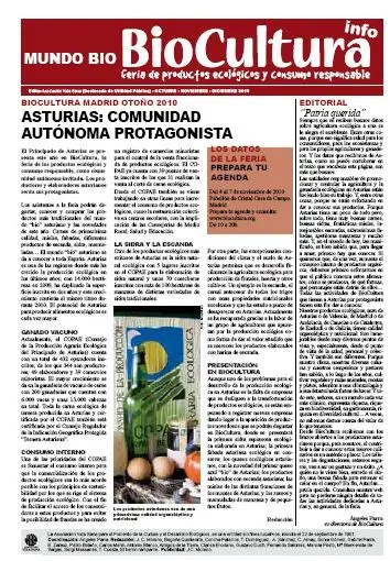 biocultura otoño 2010