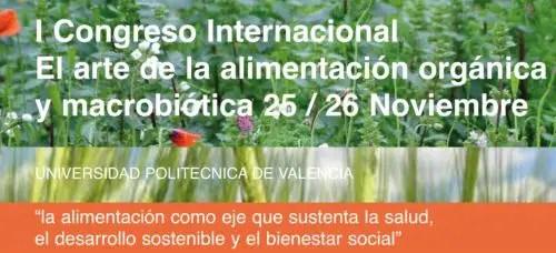 congreso macro - I congreso internacional macrobiotica Valencia