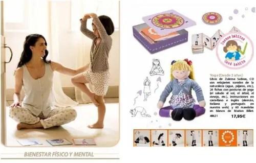 yoga - Set para hacer yoga con niños de Imaginarium