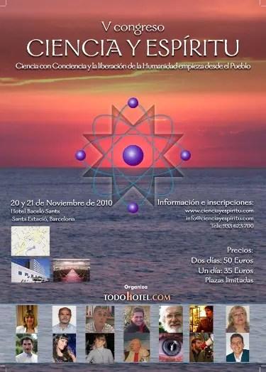 5ocongresogrande - V ciencia y espiritu